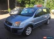 2006 Ford Fusion 1.4 Style 5dr [Climate] 5 door Hatchback  for Sale